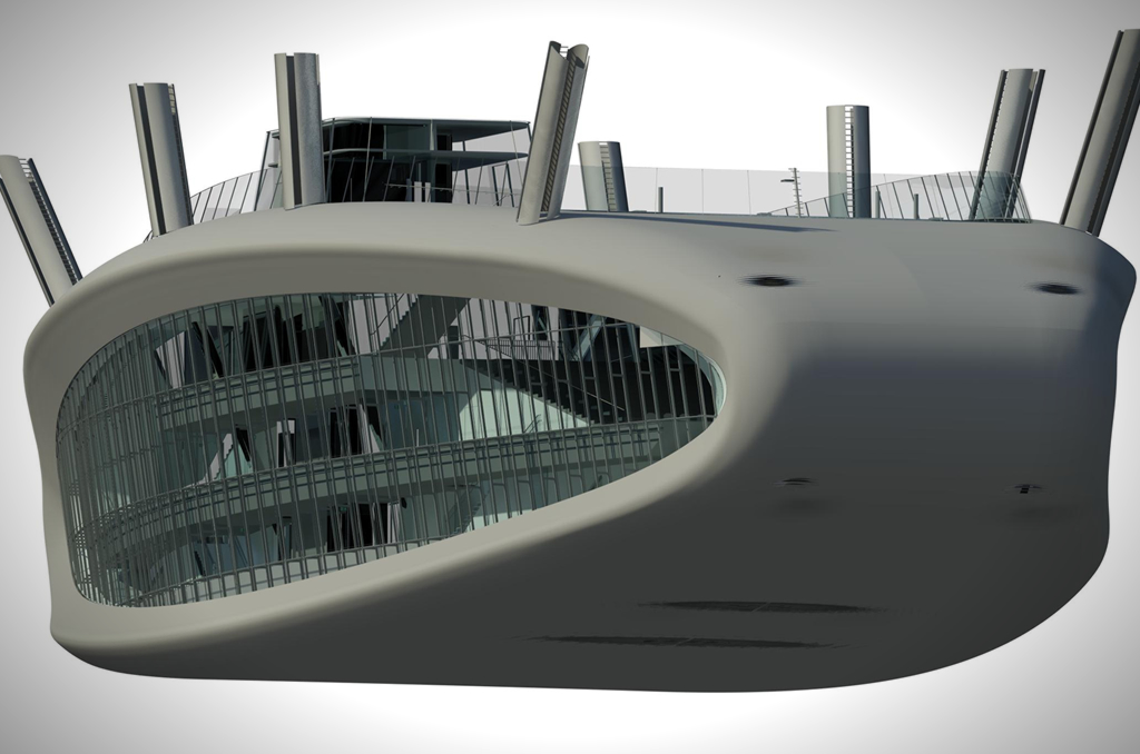 Lousail Expressway Artscape02